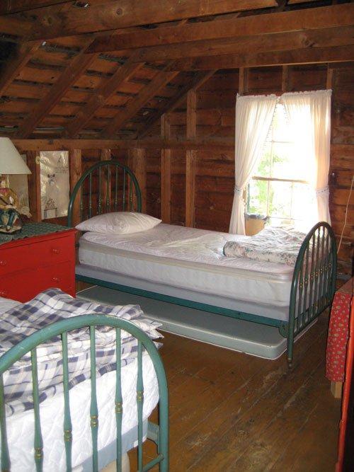Southwest Bedroom on Second Floor